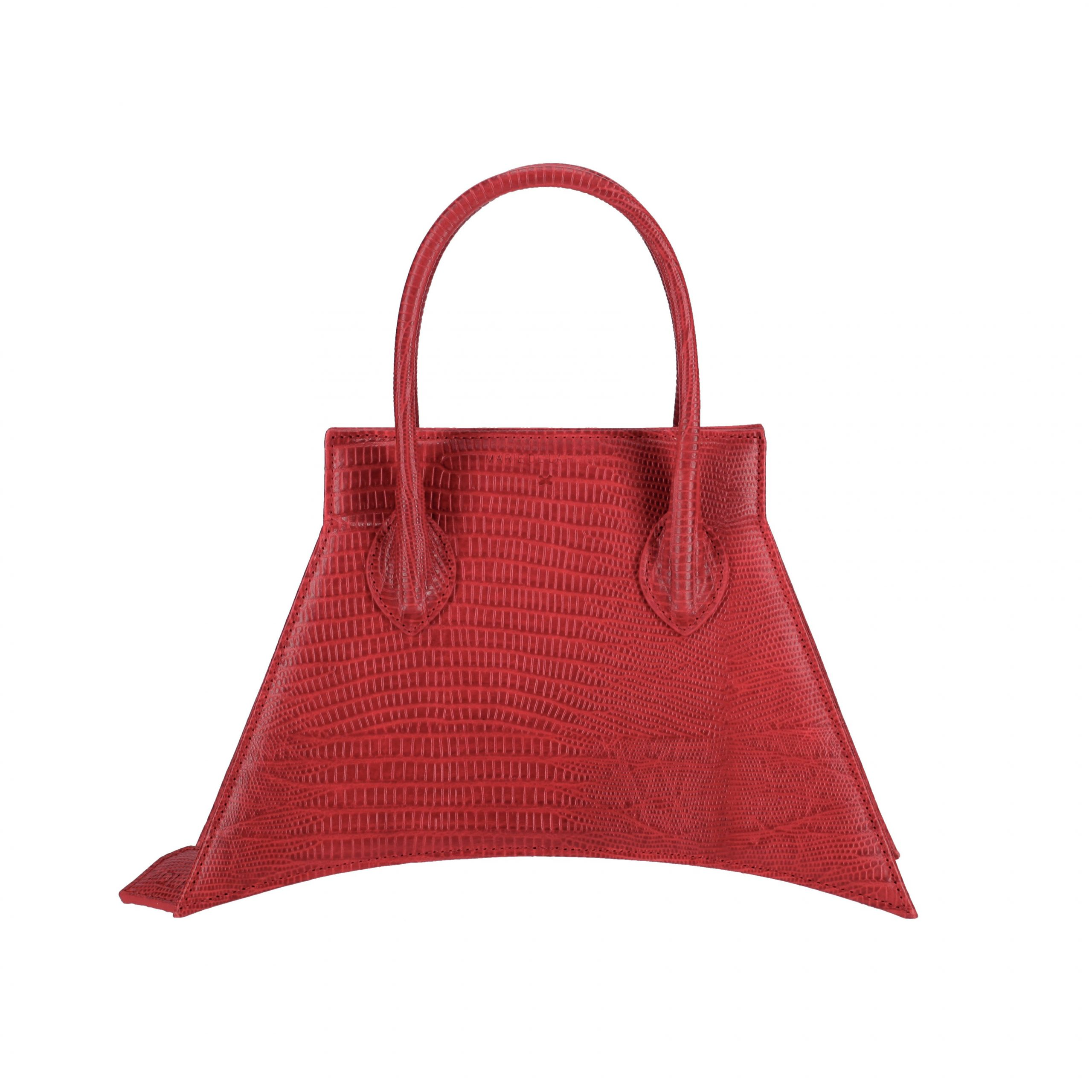 Micro Rosso Lizard - Front